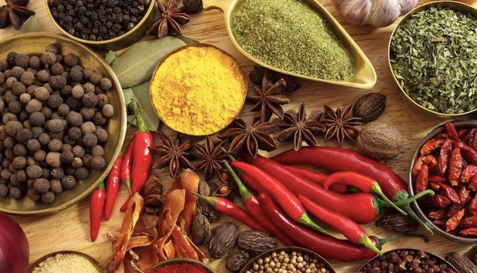 Spices to Boost Immune System