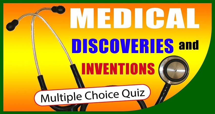 Some Outstanding Inventions In Medicine